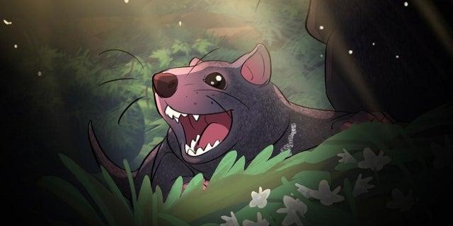 League of Legends Tasmanian Devil