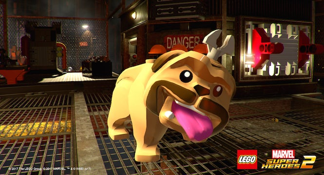 Two New Characters Join Lego Marvel Super Heroes 2