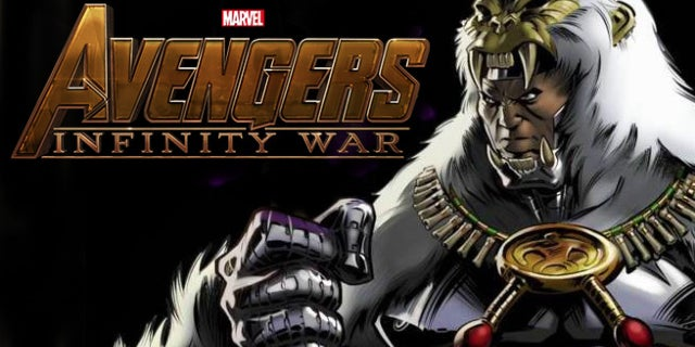 man ape infinity war