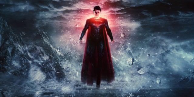 Man of Steel Best Superman Movie by visuasys-wallpaper