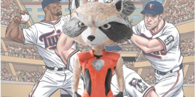 Marvel Major League Baseball
