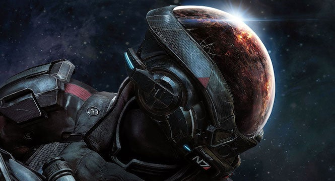 Andromeda's Latest Patch Offers Small Tweaks, Male Romance Options