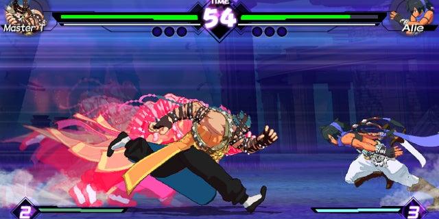 Master T vs Ali