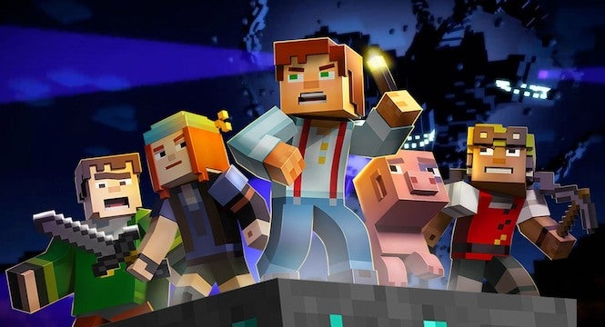 Looks like Minecraft: Story Mode will get a second season
