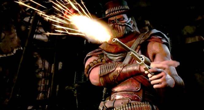 Fatality The Ten Best Mortal Kombat Characters