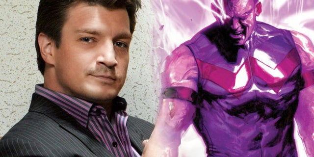 Guardians of the galaxy nova nathan fillion