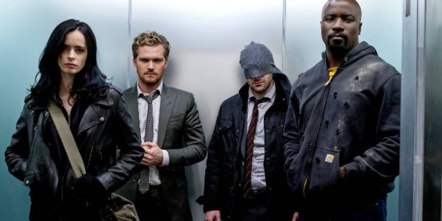 New Photo of Marvel's Defenders Revealed