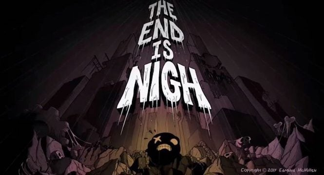 'Super Meat Boy' gets a surprise successor in 'The End is Nigh'