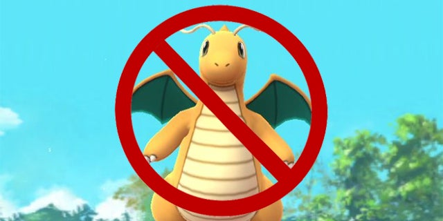 no dragonite