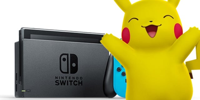 pikachu switch