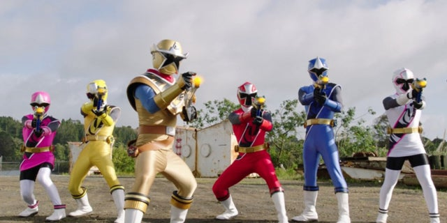 Power Rangers Ninja Steel Stream