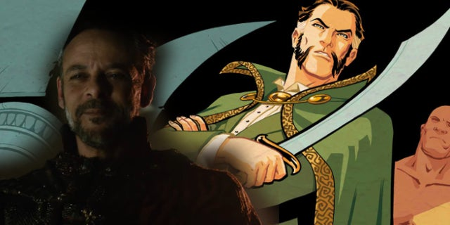 Ra's al Ghul on Gotham First look