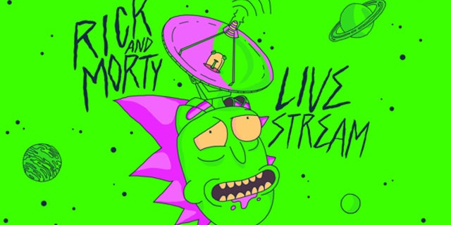Rick and Morty Live Event and Marathon! - YouTube