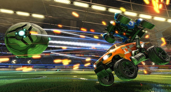 X Games adds Rocket League Invitational