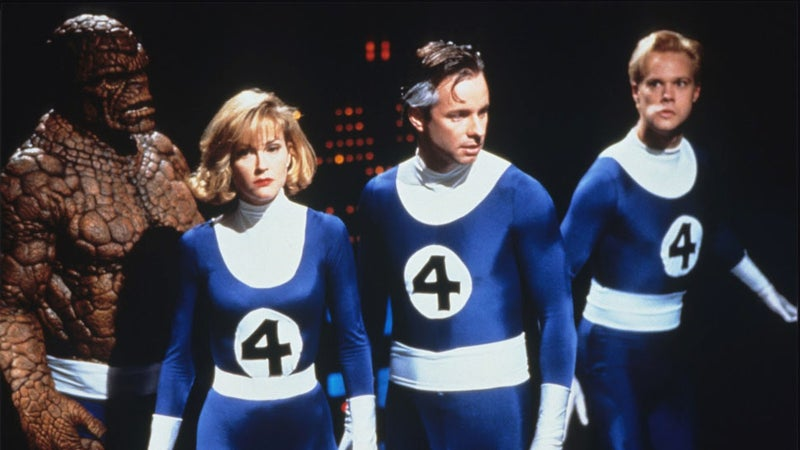 Roger Corman's Fantastic Four 90s Movie