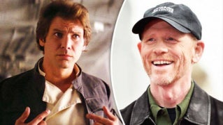 ron howard arrested development han solo