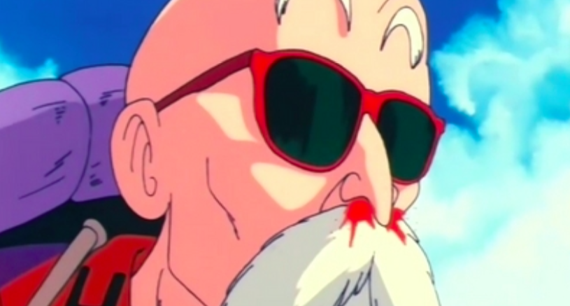 roshi dragon ball