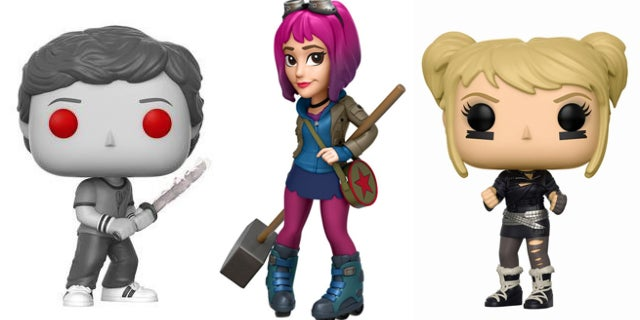 scott pilgrim sdcc exclusives