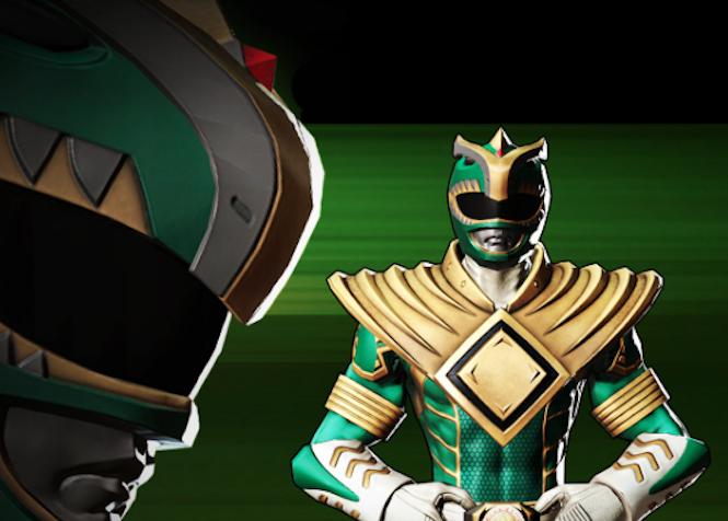 LootCrate Offering Exclusive Power Ranger Legacy Wars Green Ranger Skin