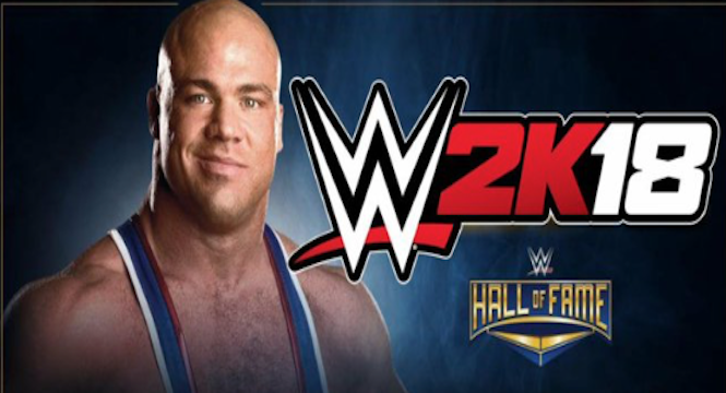 WWE 2K18 gets Kurt Angle as Pre-Order Bonus