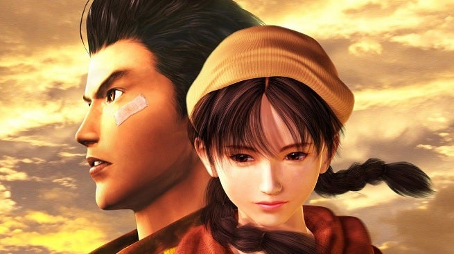 Image result for shenmue hd