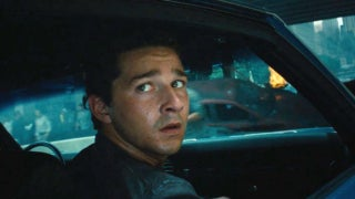 Shia LaBeouf in Transformers 3
