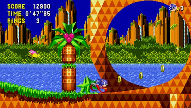 Five Sonic The Hedgehog Games You Might Have Missed