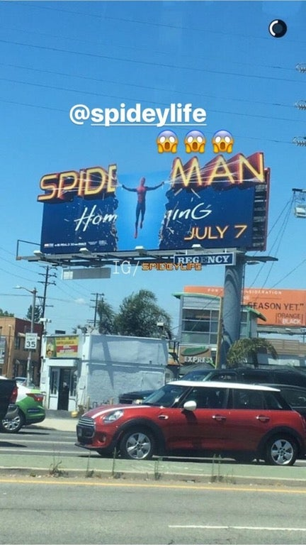 spider-man-billboard