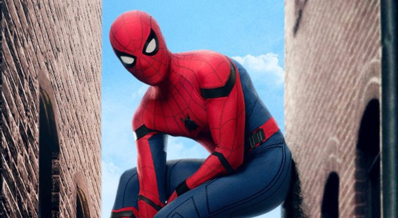 Image result for spiderman homecoming movie pics