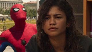 Spider-Man Homecoming Spoiler Zendaya Character Revealed