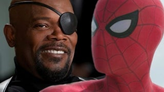 spider man nick fury