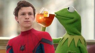 SpiderMan Kermit