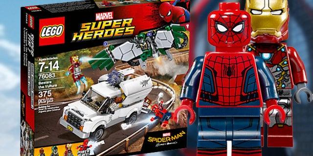 Spidey Lego