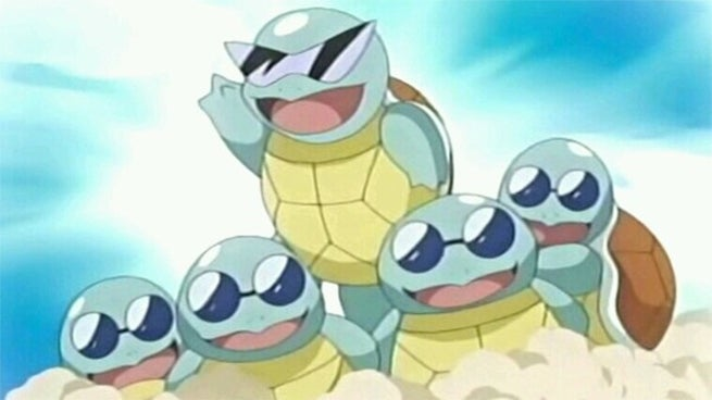 squirtle squad