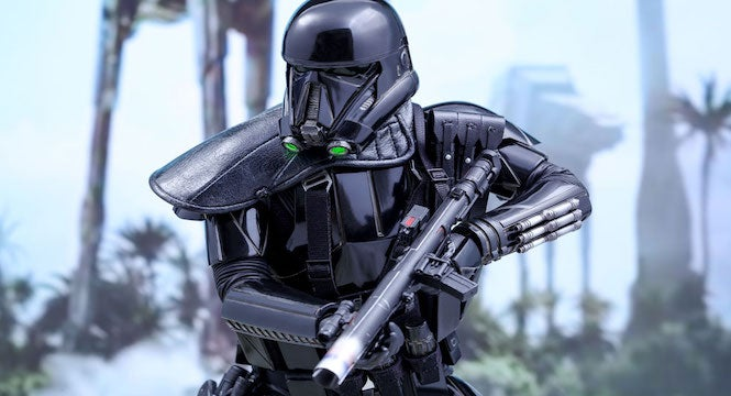 Death Troopers Are Coming To Star Wars: Battlefront II