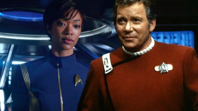 """Resultado de imagem para Expect Some """"Big"""" Cameos In Star Trek: Discovery"""
