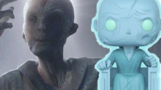 star wars snoke funko
