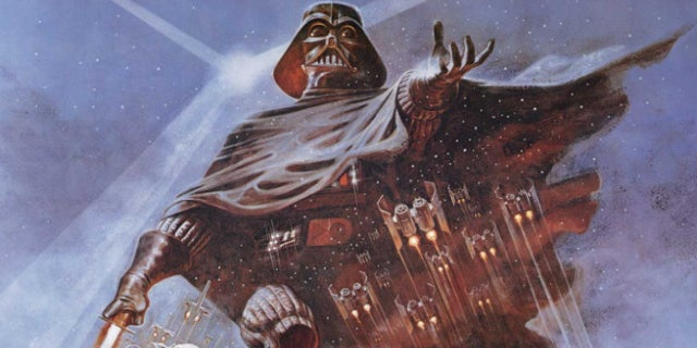 star wars the empire strikes back logo