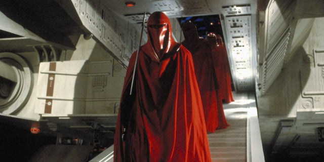 star wars the last jedi features updated take on emperor's royal guard