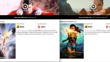 Superman (1978) vs Wonder Woman (2017) Rotten Tomatoes
