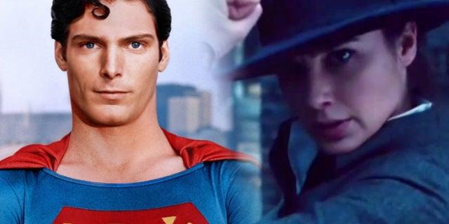 superman the movie wonder woman