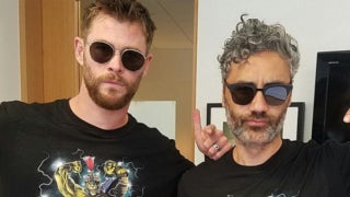 thor ragnarok chris hemsworth taika waititi