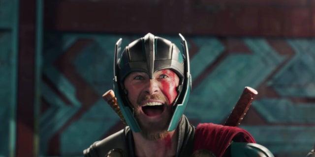 Thor Ragnarok Smile
