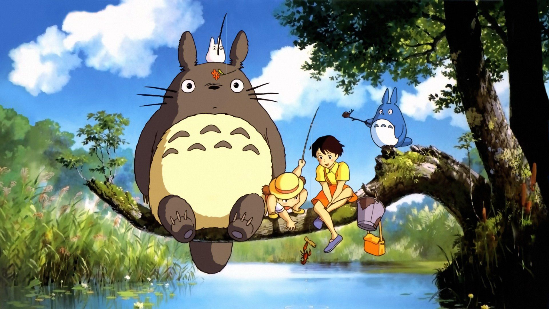 Studio Ghibli Joins the Call to Open Franchise Theme Parks