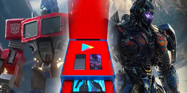 Transformers-Google-Pixel-Phone-Contest
