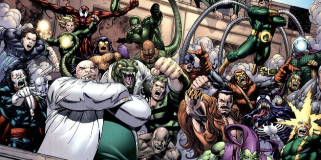 Underrated Spider-Man Villains Boomerang