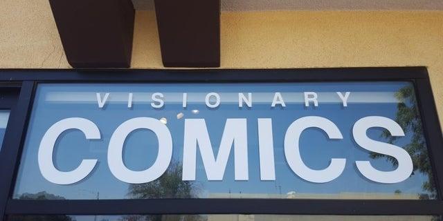 Visionary Comics Riverside 1