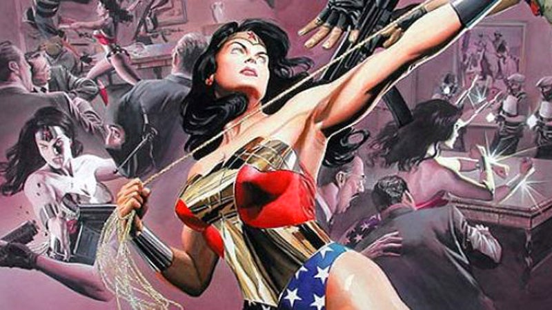 Wonder Woman 2 Past Present Future Storyline