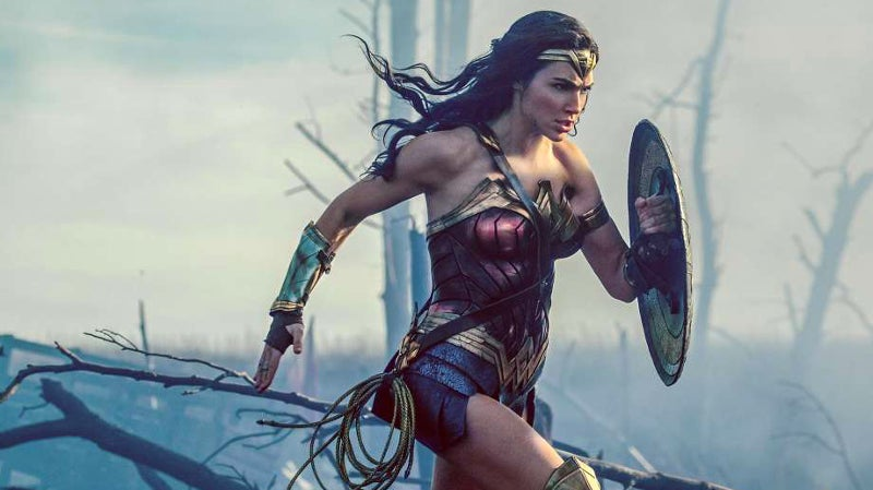 Wonder Woman DCEU Powers Strength Speed