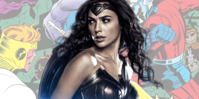 Wonder Woman New Gods